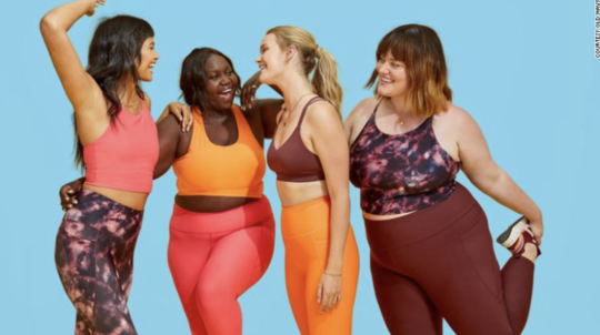 Old Navy Won't Keep Plus-Size Clothing in a Separate Section