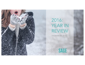 END OF YEAR REPORT: 2016